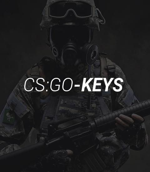 Izrada sajta CS:GO Keys - screenshot